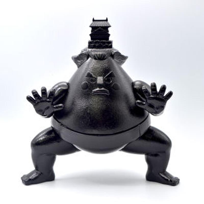 こまき山(ブラック突っ張りVer.)※無彩色