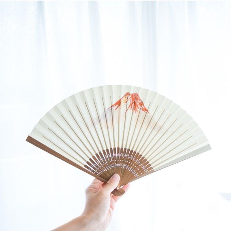 扇子「富士」・左手用(左利き用)  のコピー