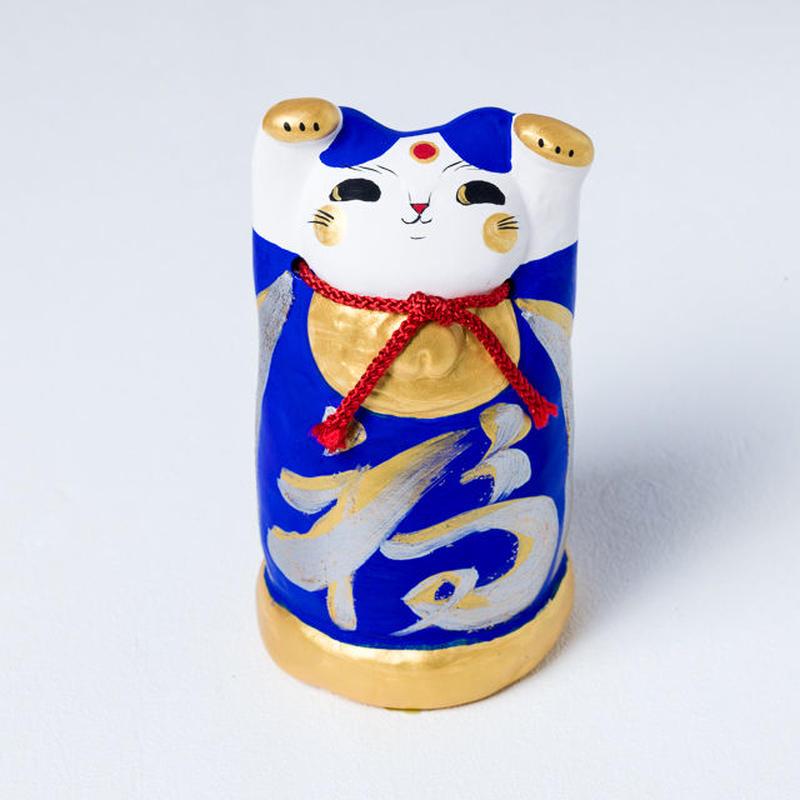 いろ猫(青) - Iro neko