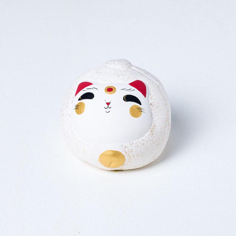 円満猫(白) - En man neko