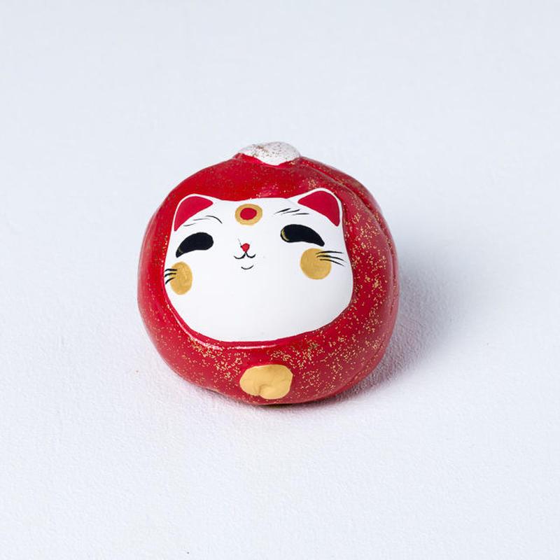 円満猫(赤) - En man neko