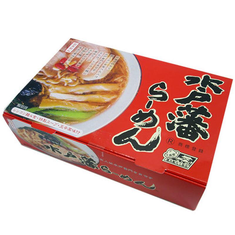 水戸藩ラーメン 4食入