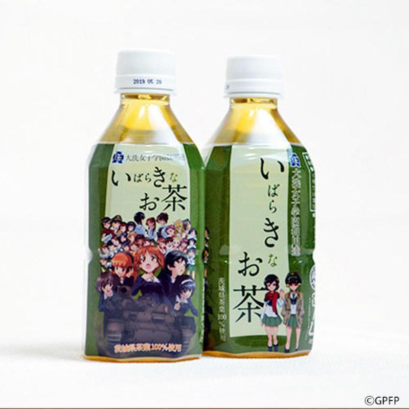 (ガールズ&パンツァー)ガルパンさしま茶寮 緑茶24本