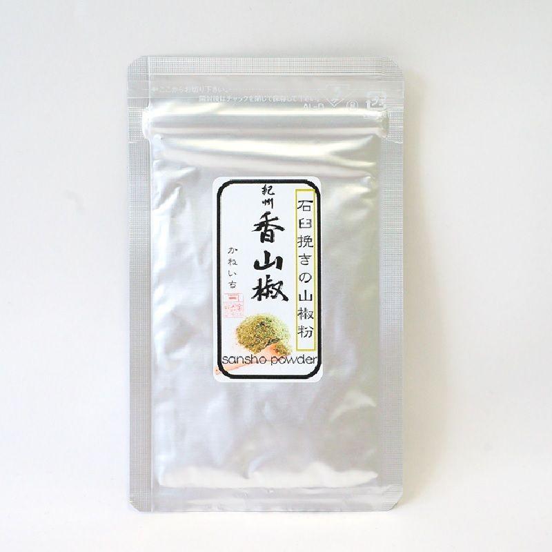 山本勝之助商店 紀州香山椒 5g