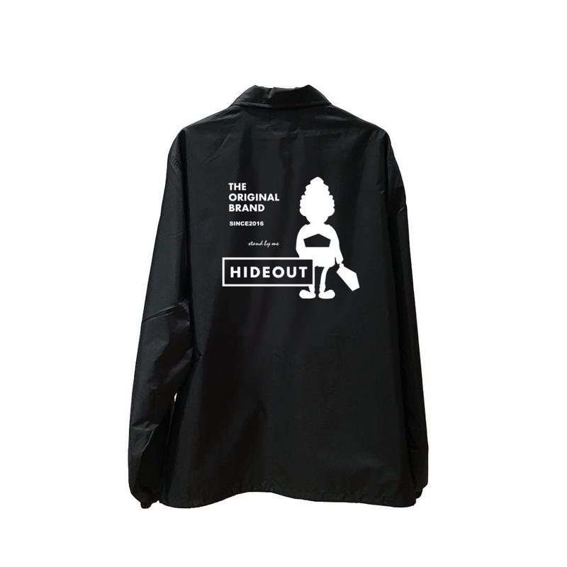 コーチジャケット「BOY-No.1」black / s / m / l