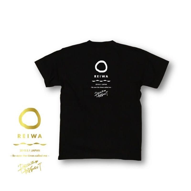 「REIWA」T-shirts black / s / m / l / xl