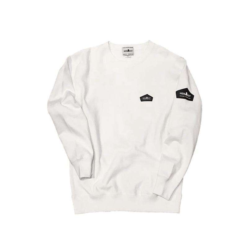 スウェットシャツ No.2 WHITE/L/XL