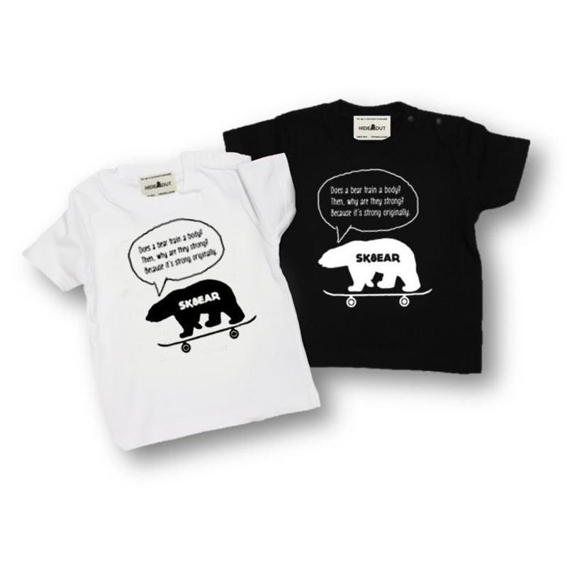 「SK8EAR」Tシャツ/KIDS/90/100