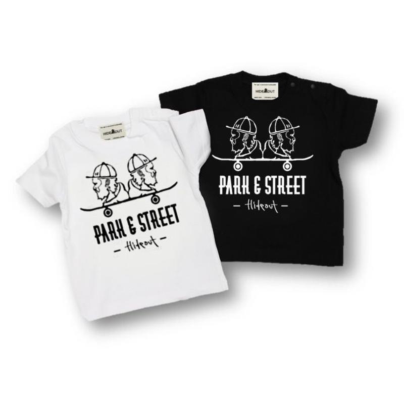 「SKATE」Tシャツ/KIDS/90/100