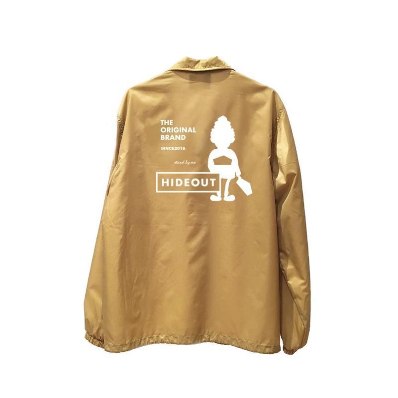 コーチジャケット「BOY-No.1」beige / s / m / l