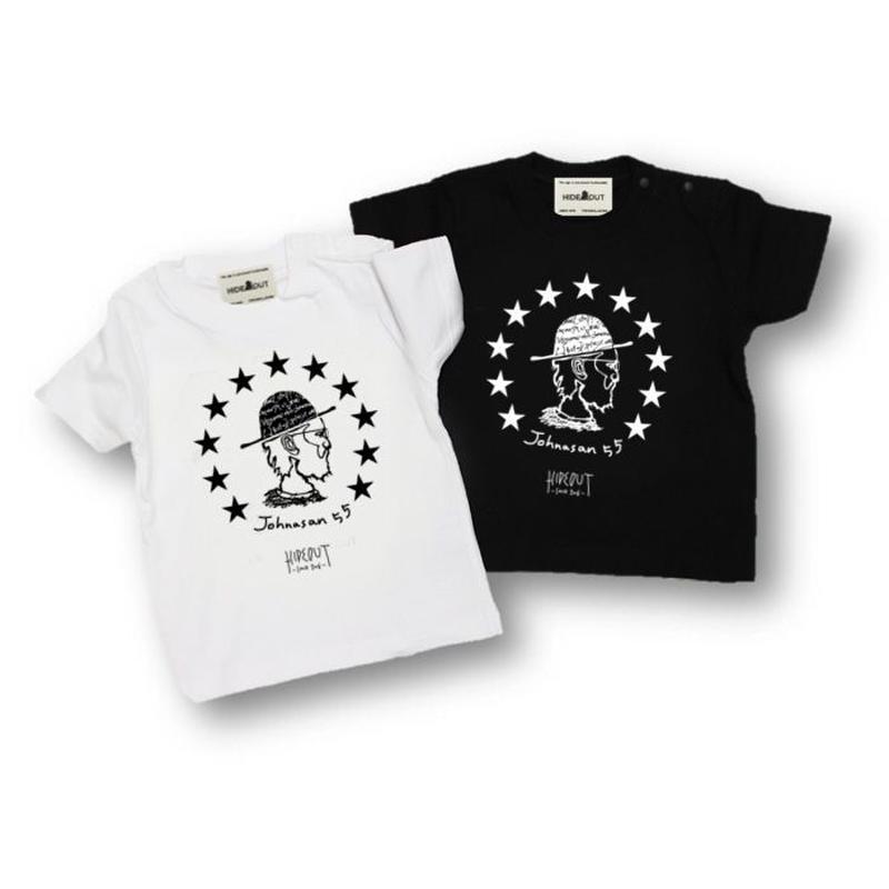 「JOHNASAN」Tシャツ/KIDS/90/100