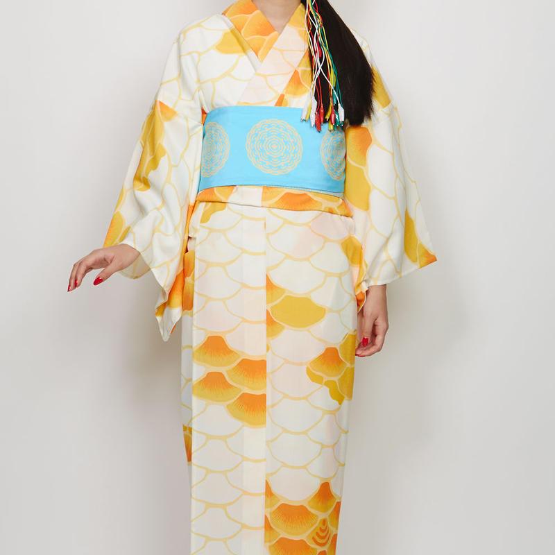 セオα浴衣・NISHIKIGOI