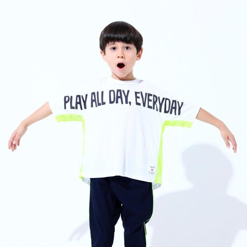 play all short sleeve (130cm~160cm)