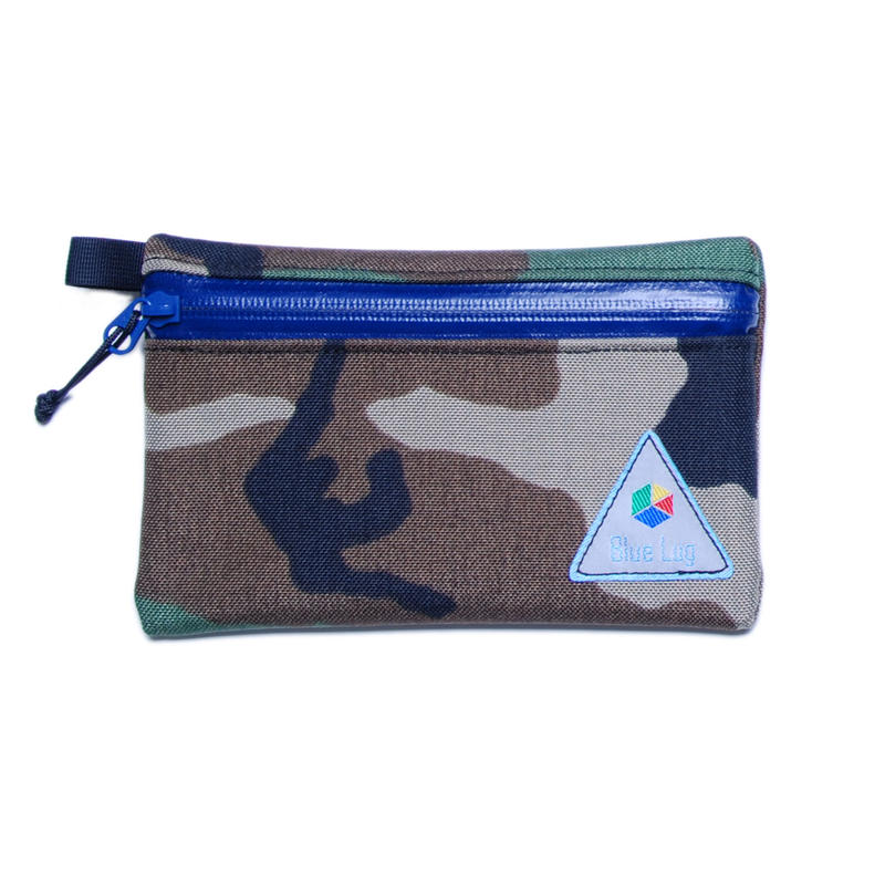 dry pouch (camouflage)