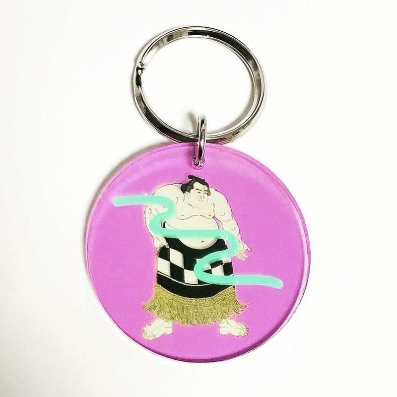 力士 Key Ring