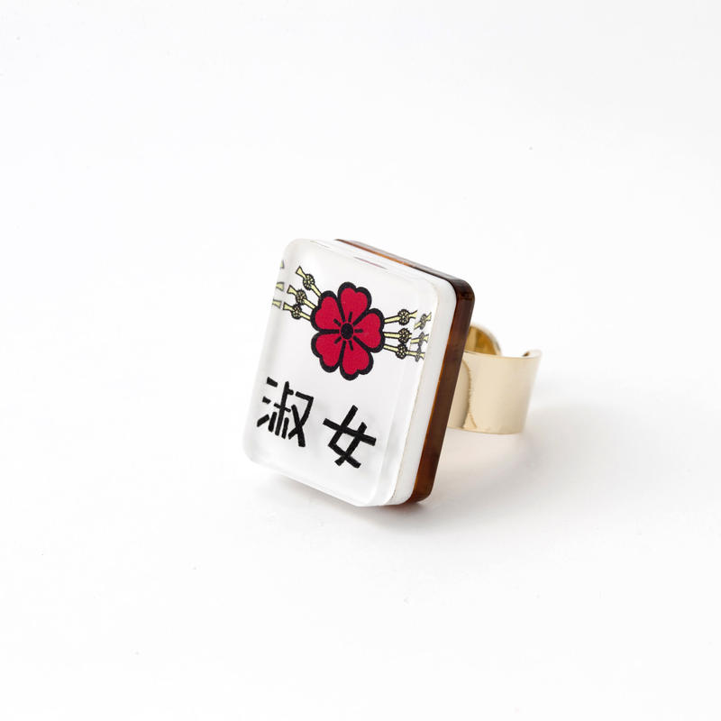MIRAGE RING(LADY)