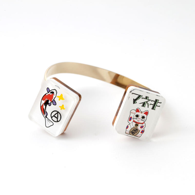 MIRAGE BANGLE(CAT)