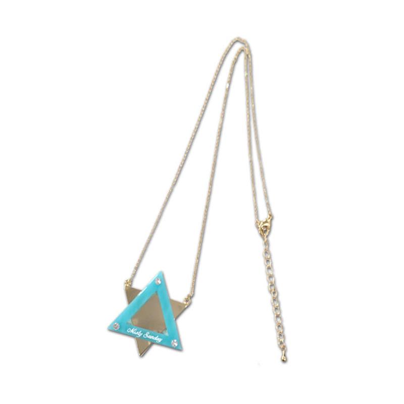 Hexagram Chain Necklace