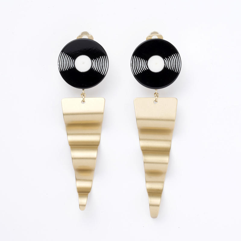 Record Earring