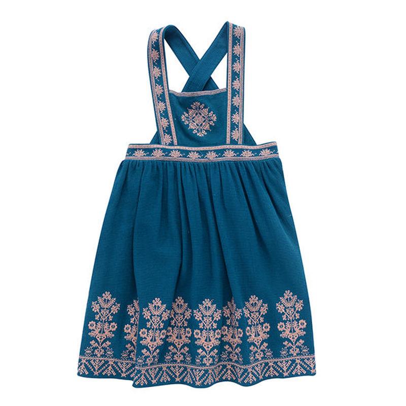 Louise Misha / Dress Orzega - Peacock