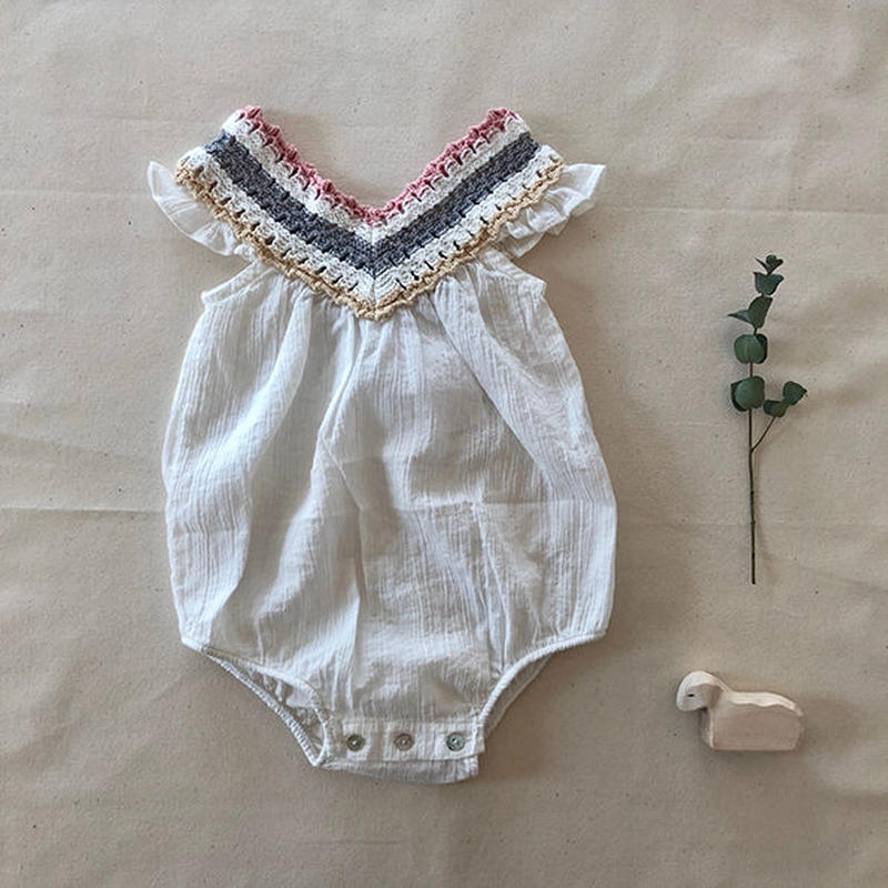 tocoto vintage / Bambula and crochet body