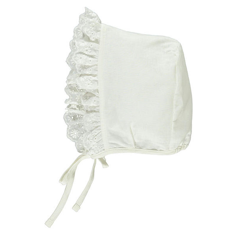 Bebe Organic / Paris Bonnet - Natural White