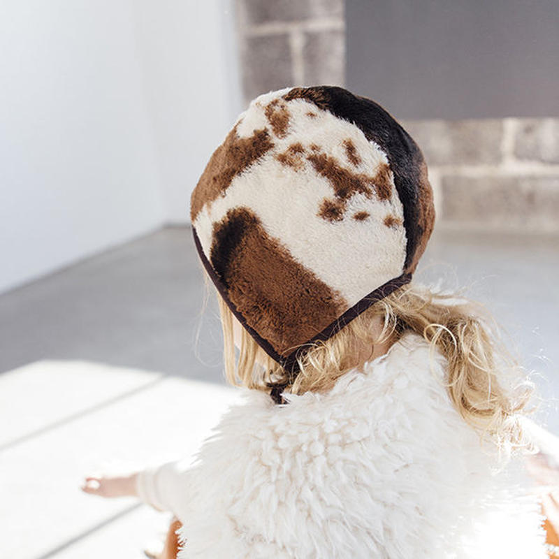 Bertille&Léon / Classic bonnet - BOBO COW