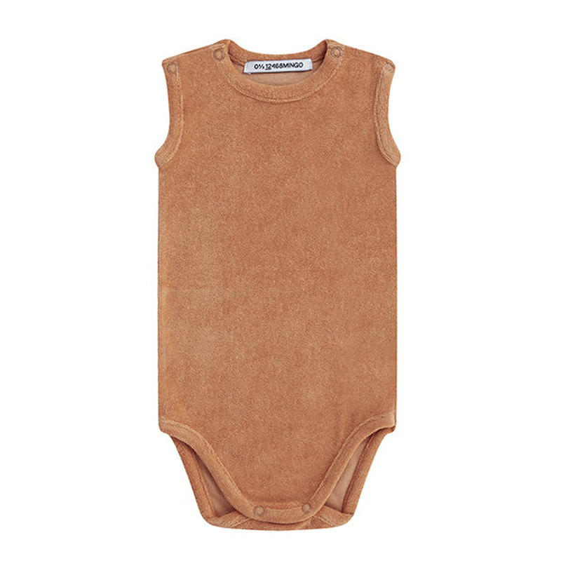 MINGO / BODYSUIT TOASTED NUT
