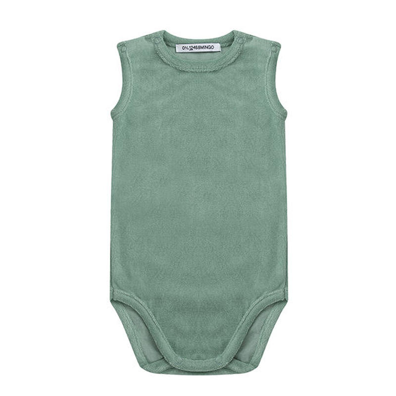 MINGO / BODYSUIT SEA GREEN