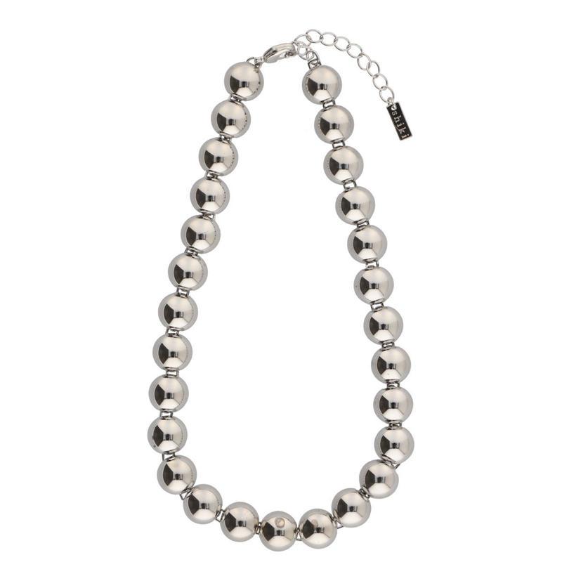 チョーカーネックレス / silver