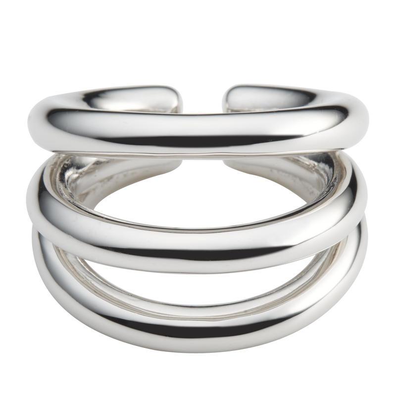 イヤカフリング / silver