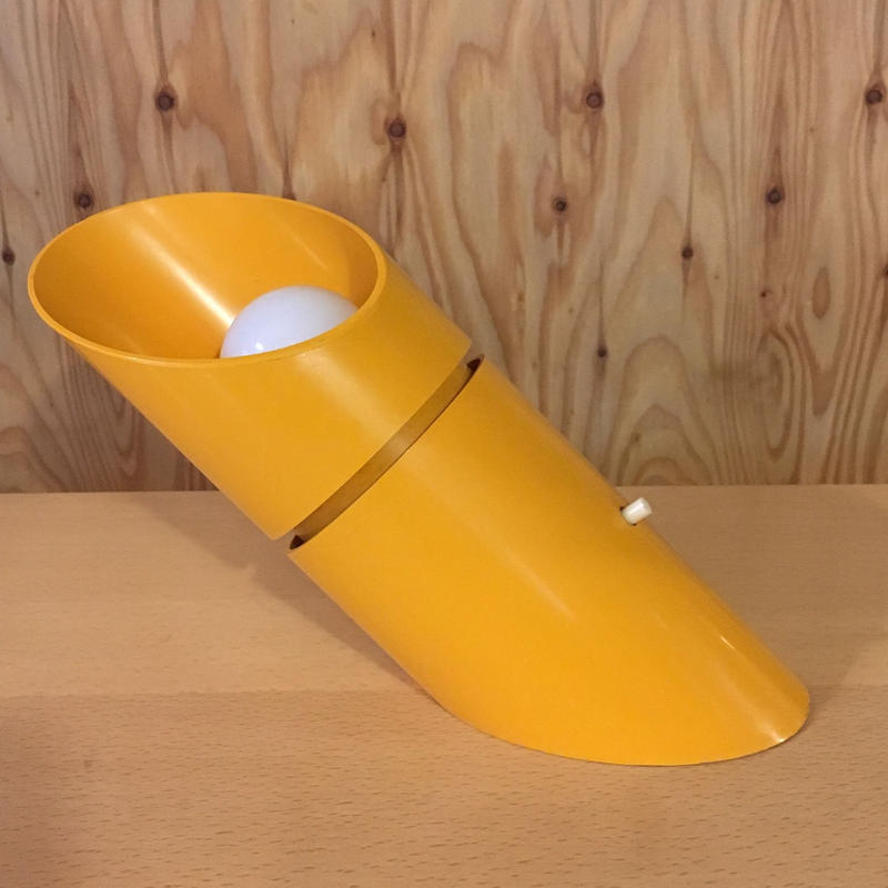 デンマーク fog&morup  Hans Due デザイン  回転式のデスクライト