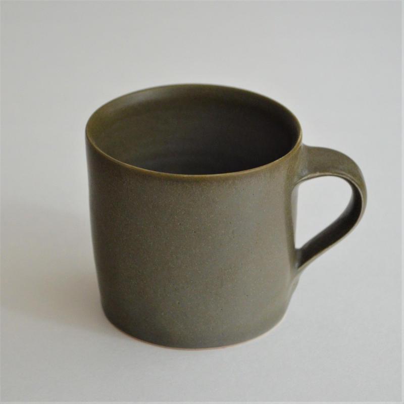 古谷朱里 マグカップ 緑