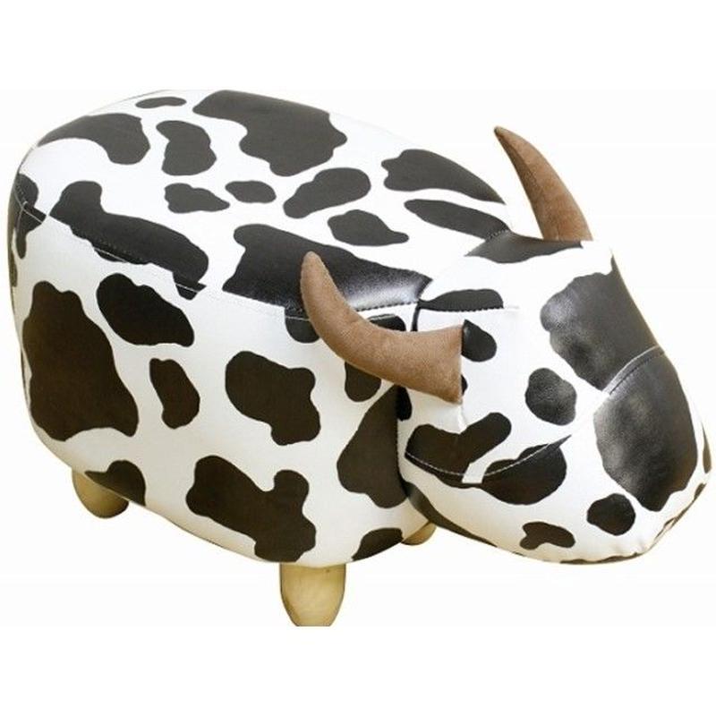 アニマルスツール 牛さん