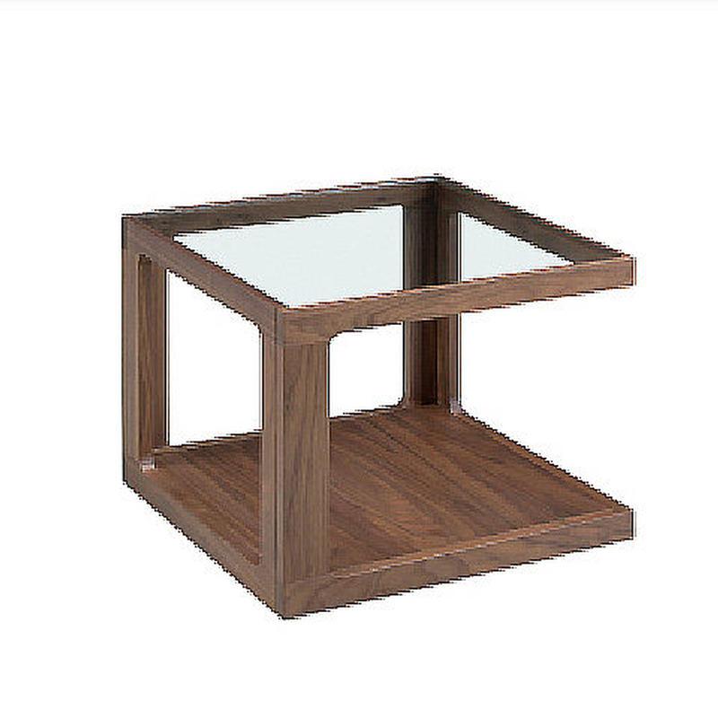 センターテーブル DUG ウォールナット無垢