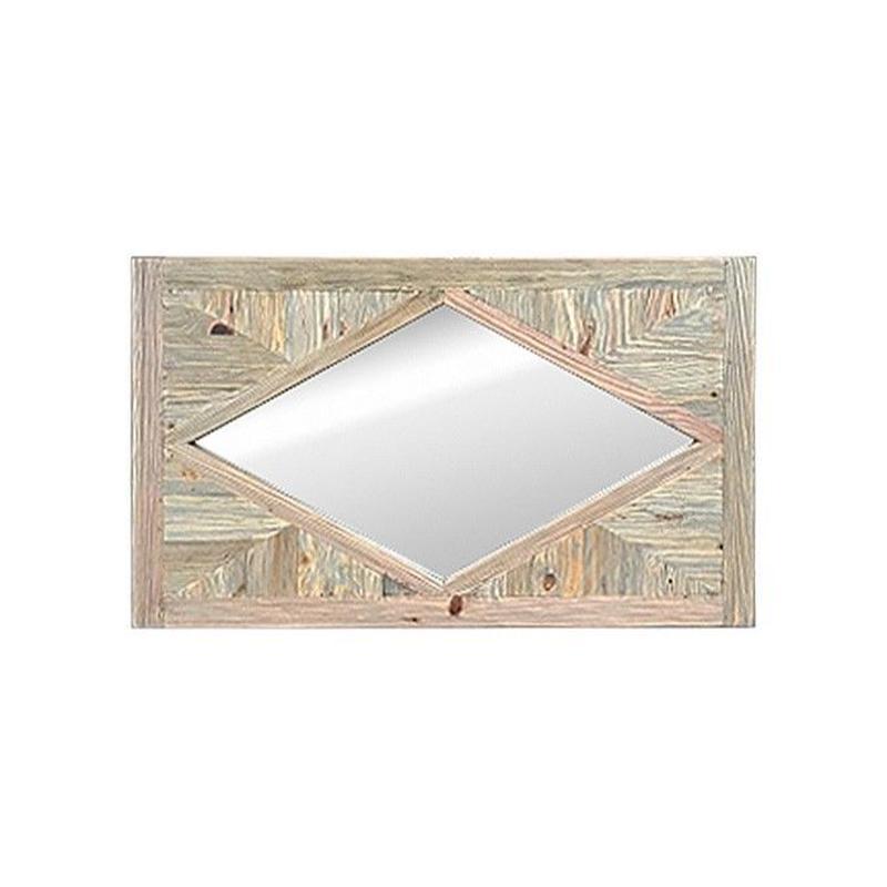 TRIBAL wall Mirror 120