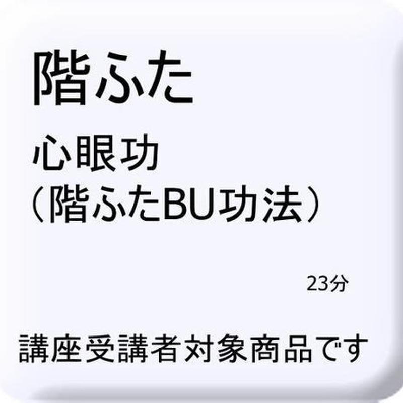 心眼功(階ふた観訣)