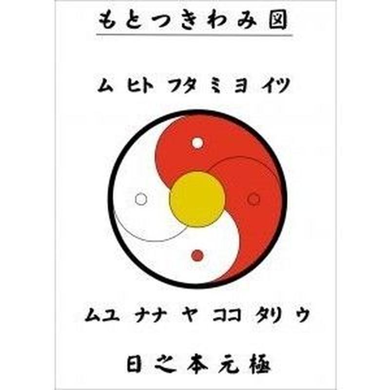 もとつきわみ図(A1)