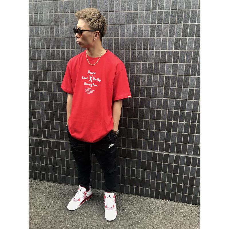 Hiphop 4 Plinciple  T  Red