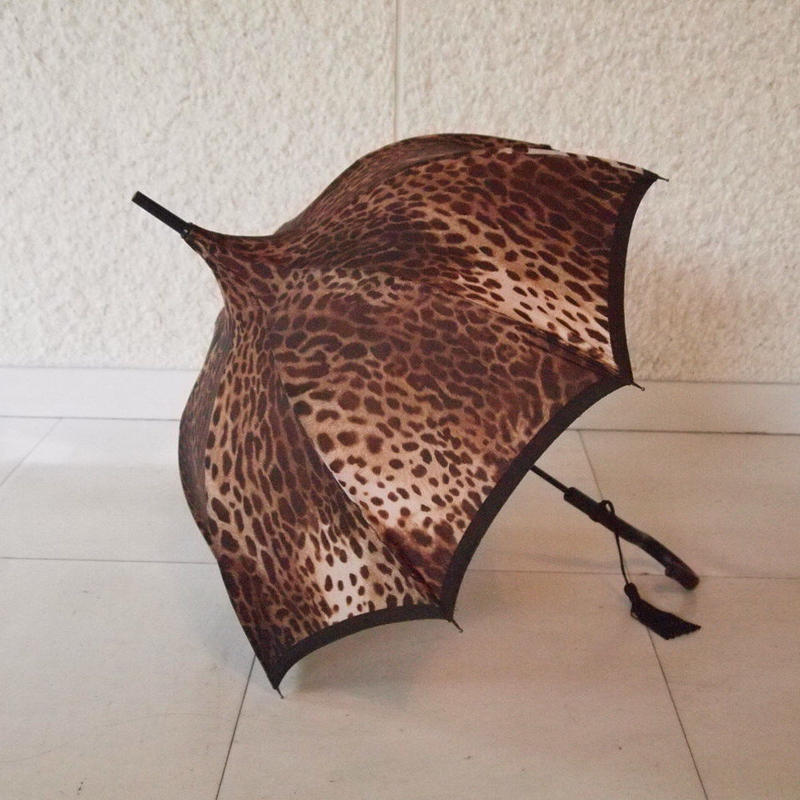 Leopard日傘