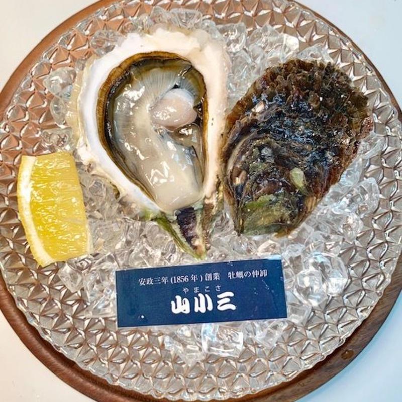 みじょか牡蠣(長崎)