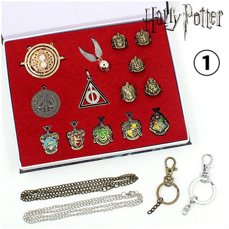 ハリーポッターのコスプレ ペンダント ネックレス 杖 Harry Potter Gryffindor u00002
