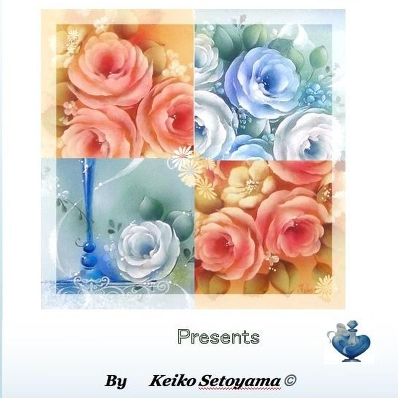 DVD No.003 Soft Shade Painting Vol.2  瀬戸山桂子