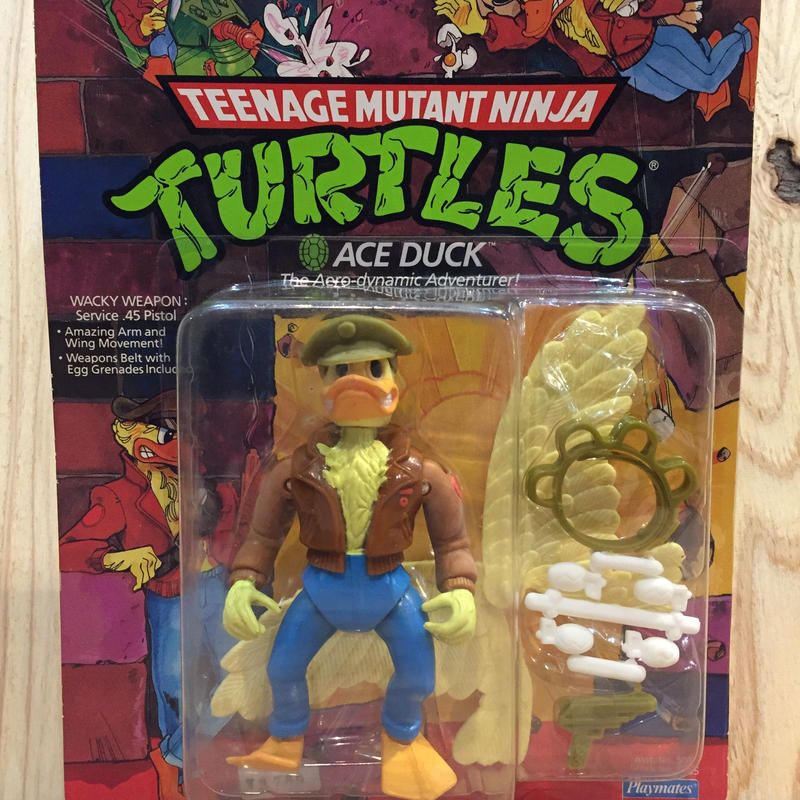 TURTLES(ACE DUCK)