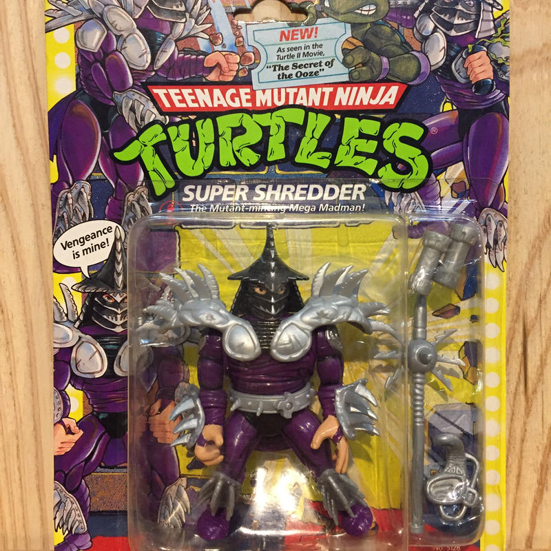 TURTLES  (SUPER  SHREDDER)/タートルズ(スーパーシュレッダー)