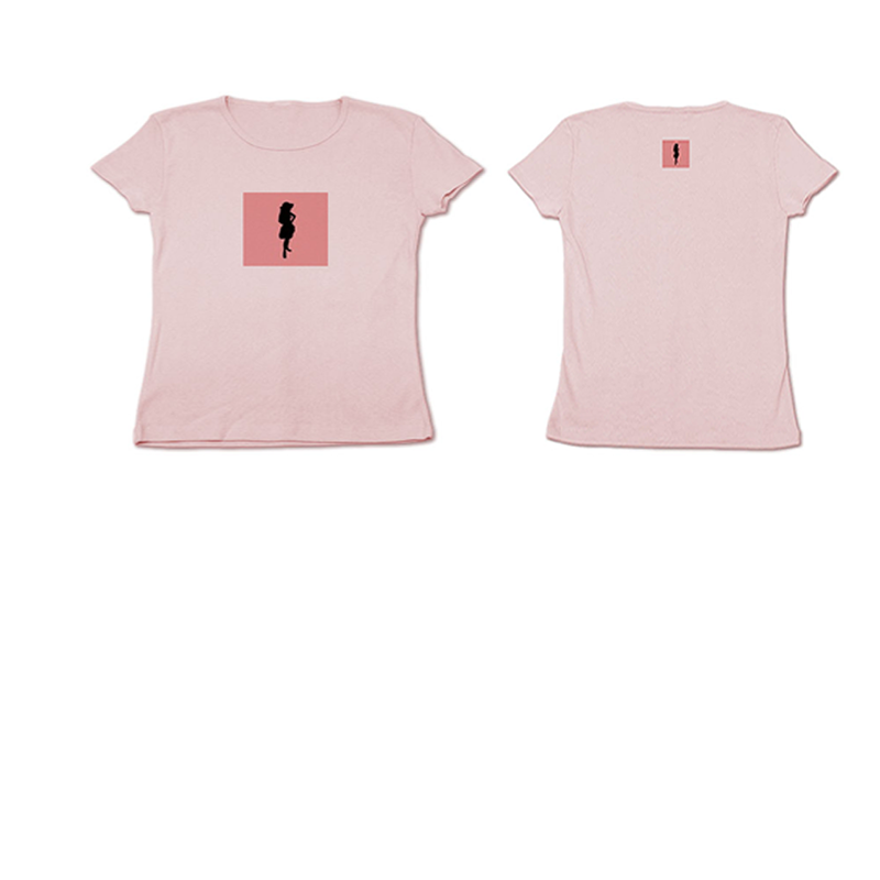 Pink Shadow T-shirts