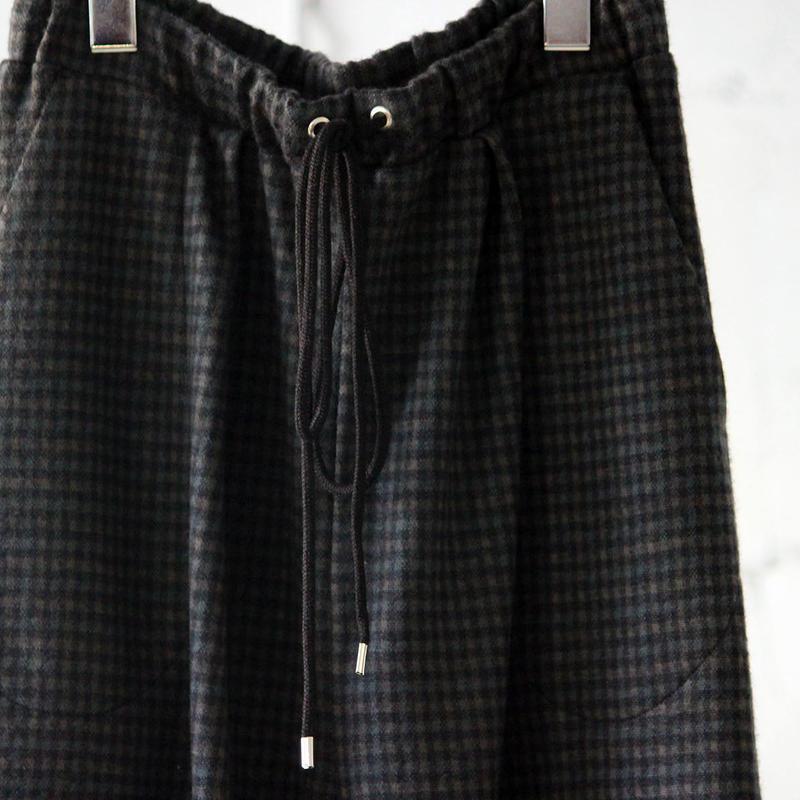 オンクルパジャマパンツ / charcoal