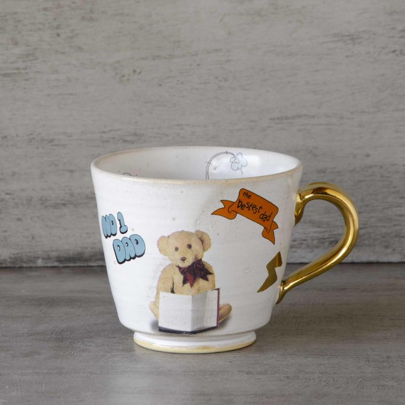 パパマママグカップ