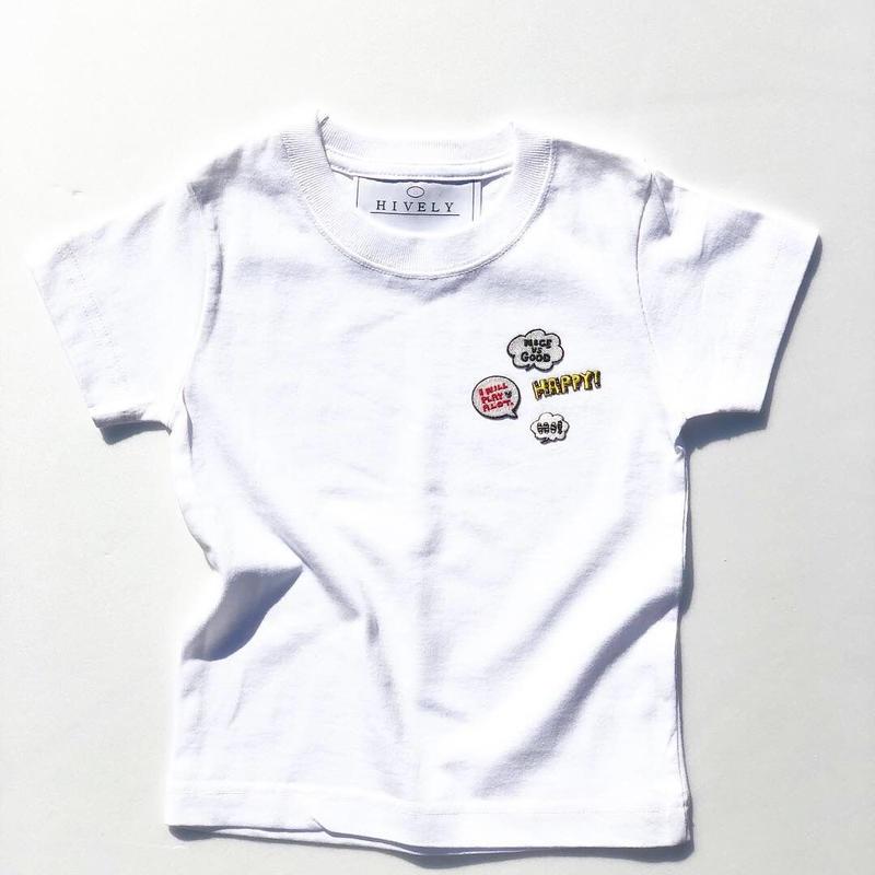 HAPPY Tシャツ  LADYS/MENS