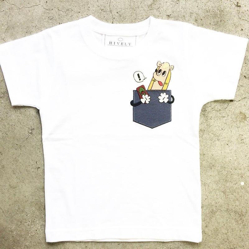 HOT DOG  Tシャツ デニムPK  LADYS/MENS